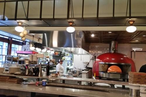 Boston Pizza Kitchen. Armando Paolo Of Armando. Boston Kitchen Pizza ...