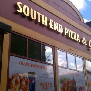 South End Pizza and Grill